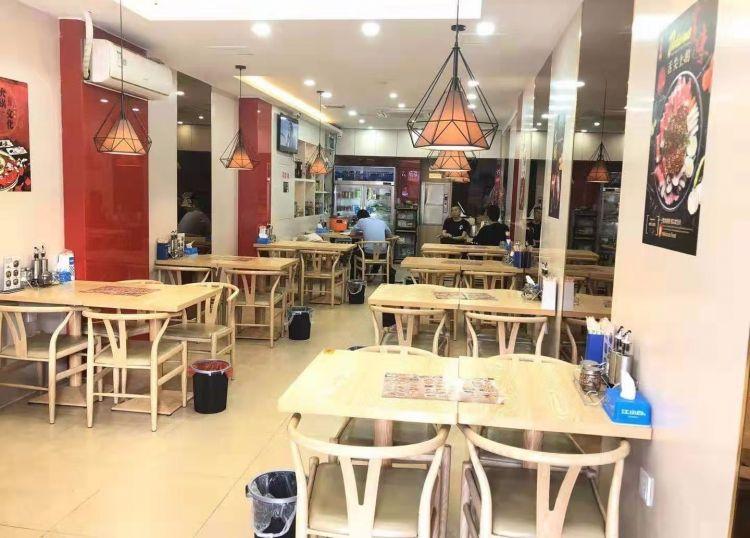 思明区瑞景商业广场旺铺沿街餐饮店面转让,大照/集体照_图3